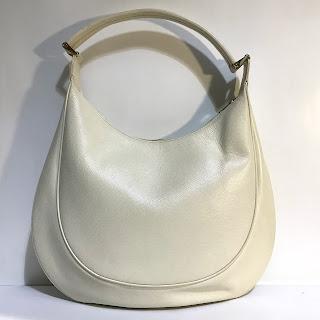 Valextra White Shoulder Bag