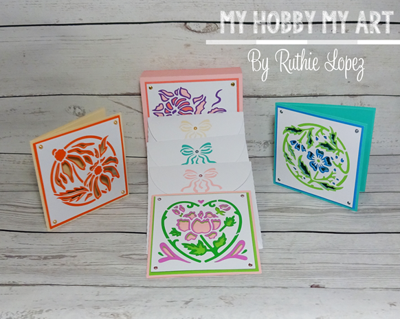 Lovely Layered Cards SVG Bundle, 3D SVG, Ruthie Lopez, Latinas Arts and Crafts 10