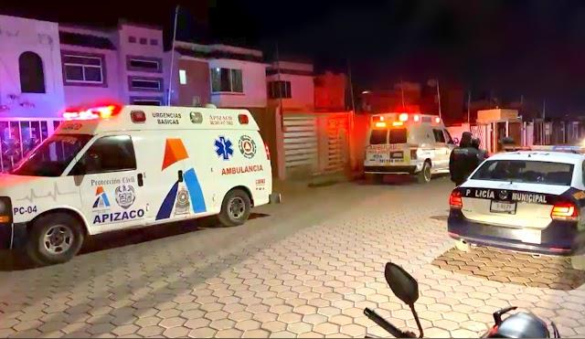 Abuelito es hallado sin vida al interior de su casa en Apizaco