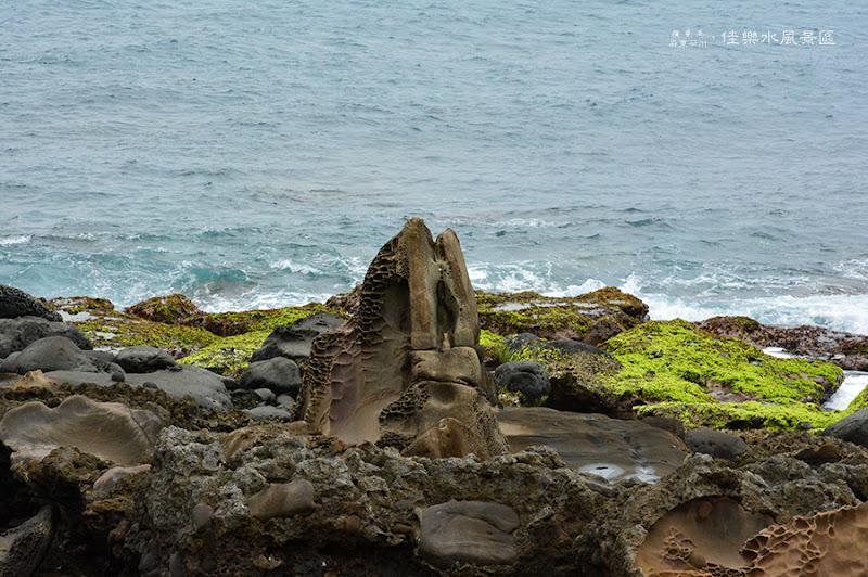佳樂水風景區觀音石
