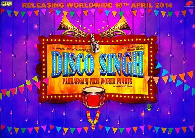 Disco Singh Movie