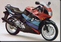 Honda CBR600F 91  1
