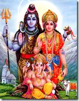 [Shiva,Parvati,Ganesha]