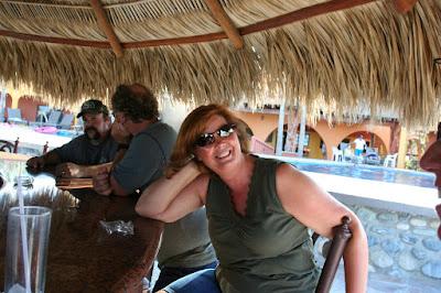 Free fishing trip winner Melodie Eckland, Hillsboro, Oregon