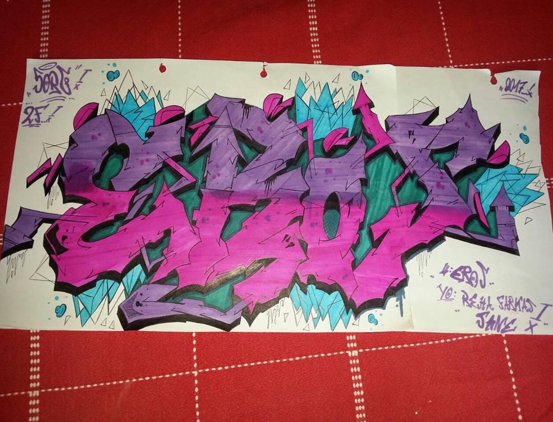 dibujos-lapiz-graffitis704
