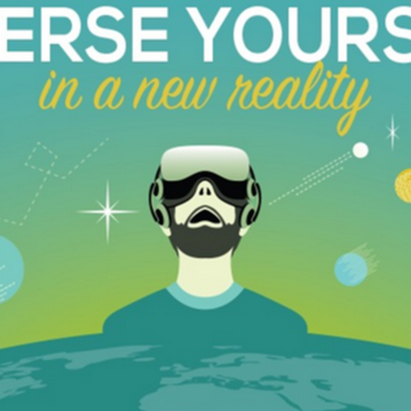 INFOGRAPHIC: HOW VIRTUAL REALITY WILL CHANGE THE WORLD