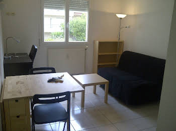 Studio meublé 18,91 m2