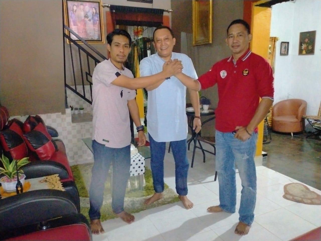 Momen Idul Adha, Pengurus Daerah IWO Soppeng Jalin Silaturahim