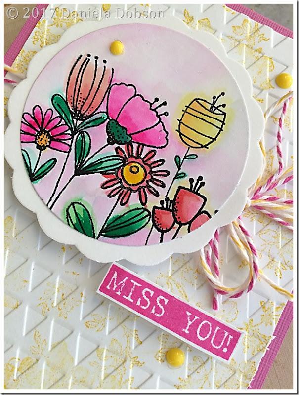 Miss you close by Daniela Dobson