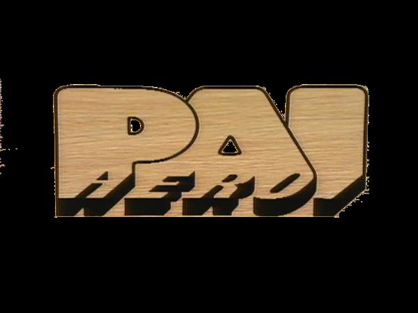 novela pai heroi logo png