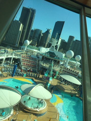 Suite Class Perks - Royal Caribbean Voyager of the Seas