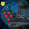 Best Escape Game 597 Cartoon Creature Rescue Game icon