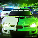 ILLEGAL RACE TUNING - Real Car Racing LITE icon