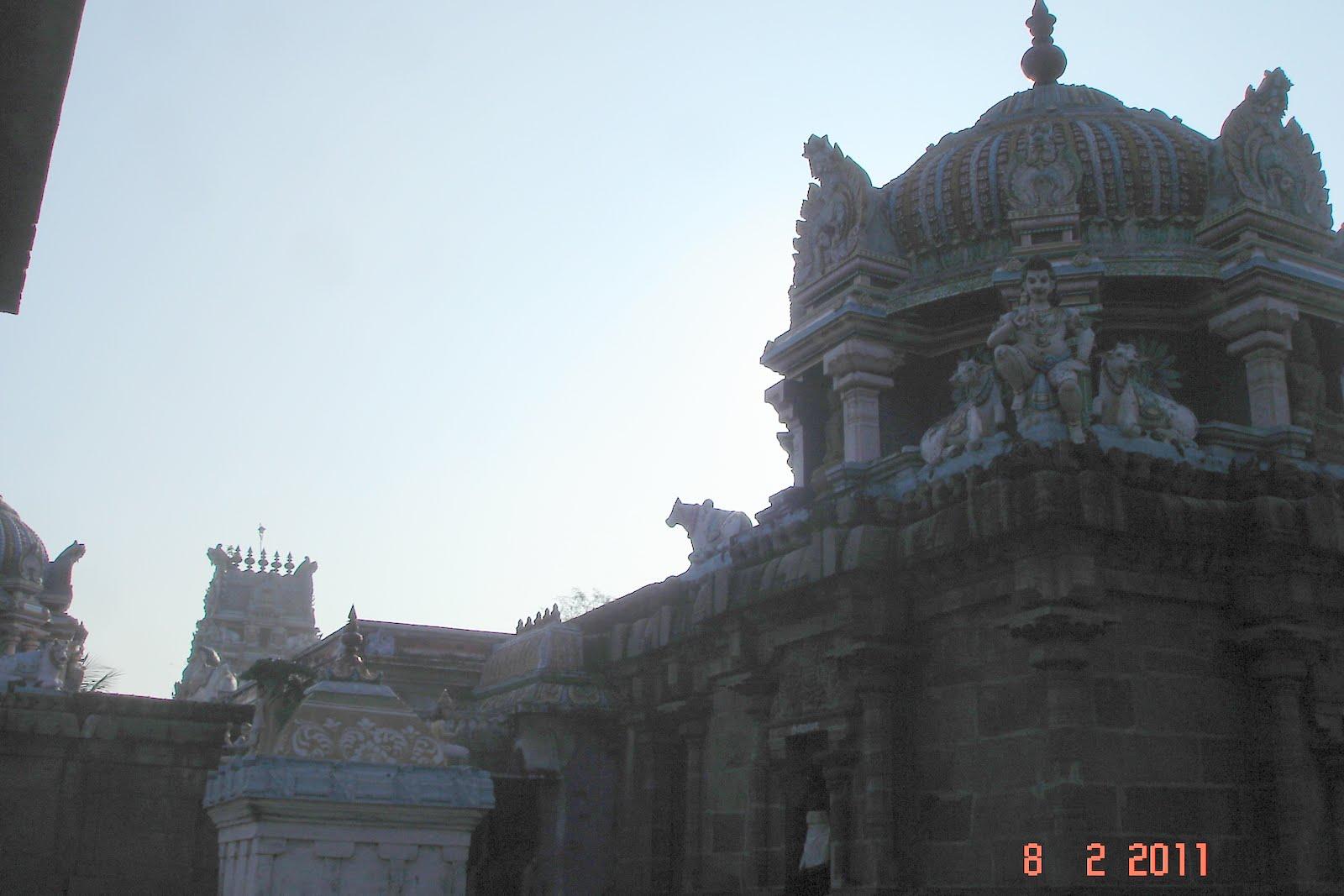 Sri Uchinatheswarar Temple, Thirunelvayil, Chidambaram - 275 Shiva Temples