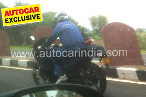 Hero might be working on a quarter-litre Karizma ZMR