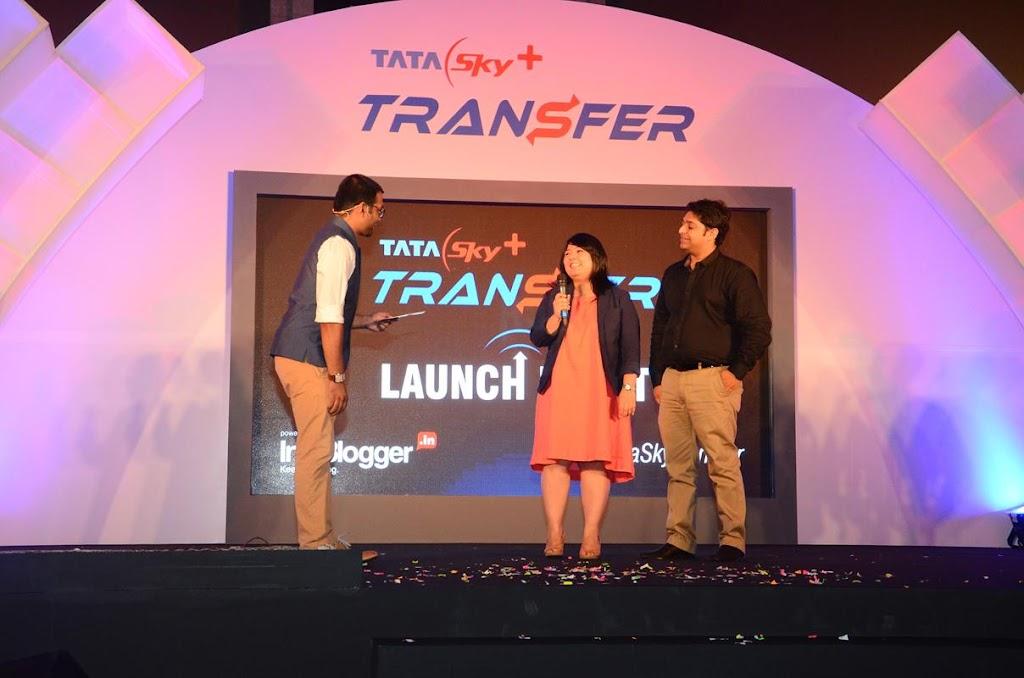 Tata Sky Transfer Product Launch Event - Hotel Paladium 11