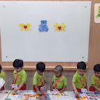Friendship Day Celebration by Playgroup Morning Section at Witty World, Chikoowadi (2018-19)