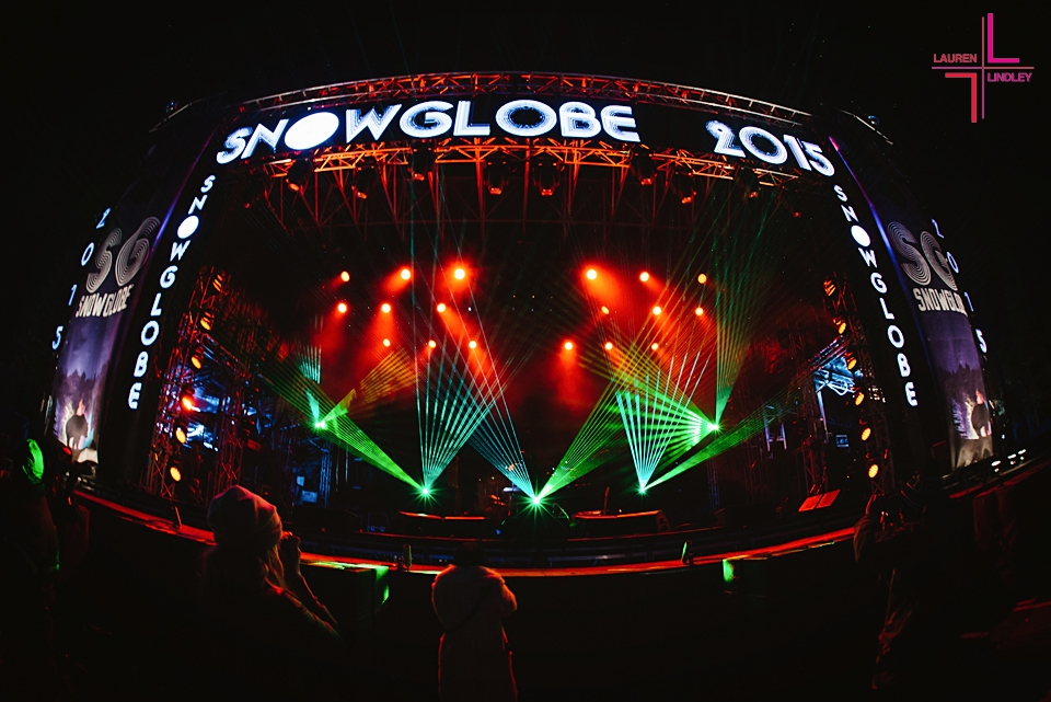 Ghostland Observatory at Snowglobe