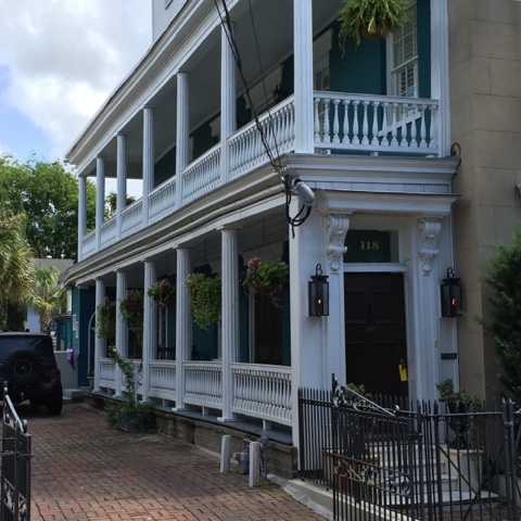 Single House, Charleston