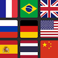 Flags and Capitals of the World: Guess-Quiz icon