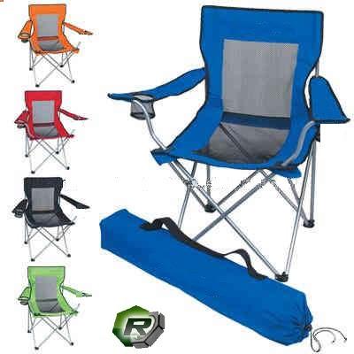 Silla de camping plegable aluminio c apoya brazo director - Sillas plegables de camping ...