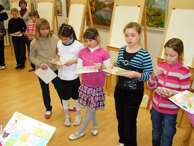 Kunstiosakonda sisseastunud laste pühitsemine 2011 - PB170409.JPG