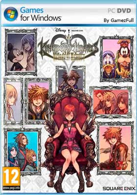 Descargar Kingdom Hearts Melody of Memory (2021) PC Full Español