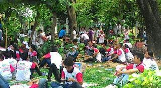 Peserta parade 19 november dibayar rp 150.000 soeararakjat.com