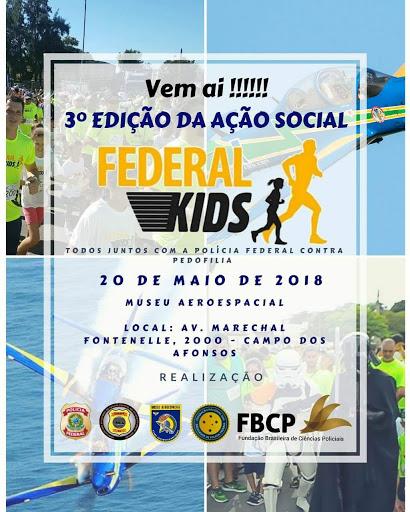 3a Edição da Ação Social Federal Kids