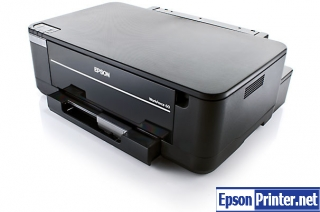 Reset Epson WorkForce 60 printer with program