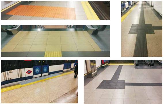 Obras de mejora interior en las estaciones de línea 4 de Metro Alfonso XIII, Esperanza y Prosperidad