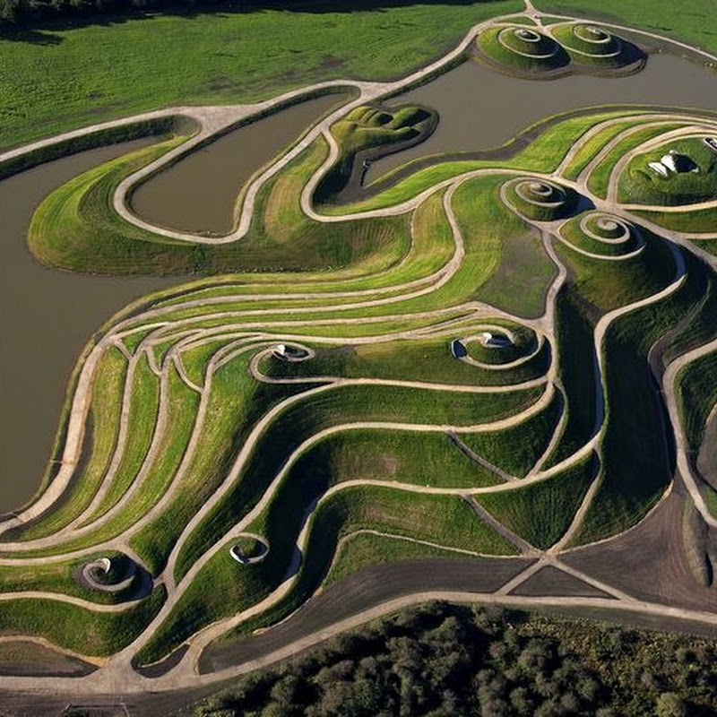 Northumberlandia: The Lady of the North