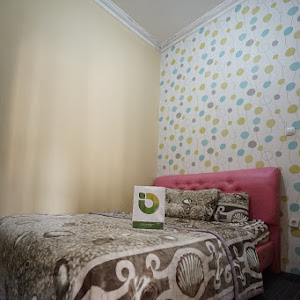 Comfy Double Bed @ Lidah Buaya Room
