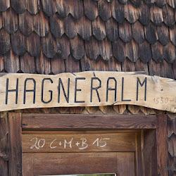 Hagner Alm Tour 08.09.15