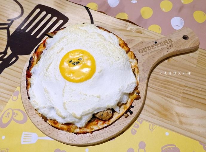 48 Gudetama Chef 蛋黃哥五星主廚餐廳 台北東區美食