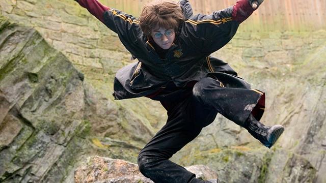 Hoje tem Harry Potter e o Cálice de fogo as 07:05 prepare o café da manhã