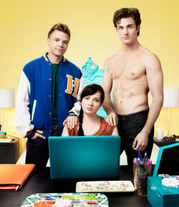 Awkward (La chica invisible) Segunda temporada Online