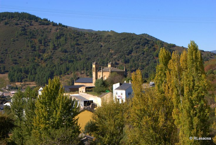 Villafranca del Bierzo, León, Camino de Santiago