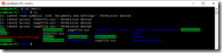 Linux subsystem for Windows 6