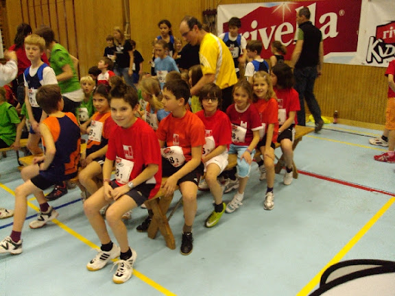 Rivella-Kids-Cup in Emmenbrücke