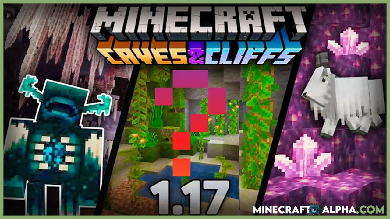 Minecraft 1.17 Update Latest Status