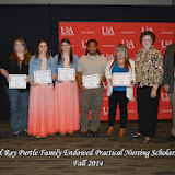 Scholarship Awards Ceremony Fall 2014 - Ned%2BRay%2BPurtle%2BNursing-SMILE.jpg