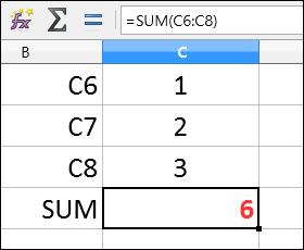 Sum Columns