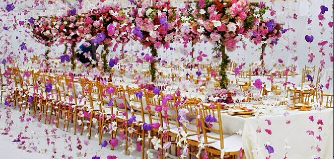 Matrimonio Tema Mare Enzo Miccio : Will be la tavola fiorita
