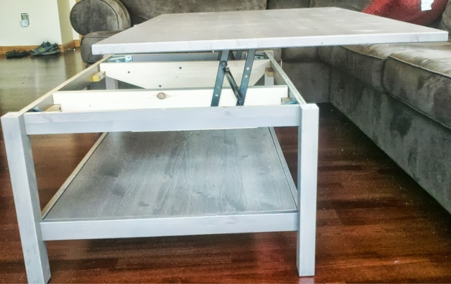 Random Anny Com Turn That Coffee Table Into A Dining Table