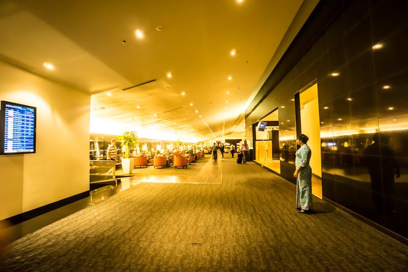 クアラルンプール国際空港 マレーシア航空 ラウンジ