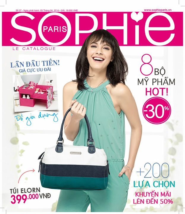 Sophie Paris Catalog 27