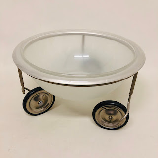 Arnout Visser for Designum Fruit Bowl On Wheels