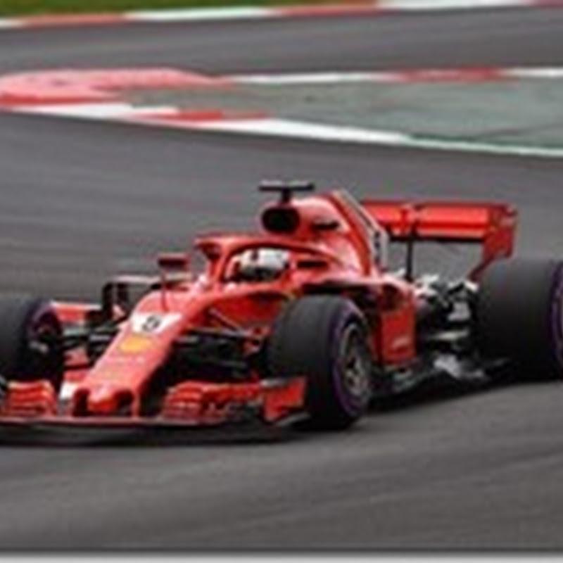 Test Barcellona: Nella terza giornata è Vettel il più veloce