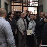 Magistrada Nancy Hernández y magistrado Fernando Cruz visitaron CAI La Reforma